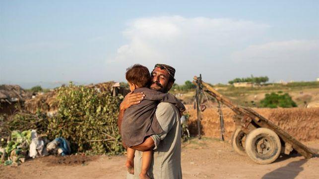 Enjambre afgano